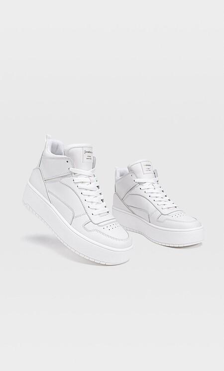 Stradivarius Sneakers Colores 2021 04