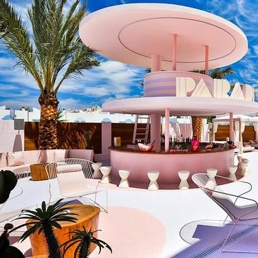 Paradiso Ibiza Art Hotel: Si te gusta el color, vas a morir de amor con este hotel