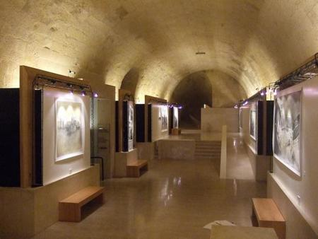 La Galería de Arte St. James Cavalier en La Valeta, Malta