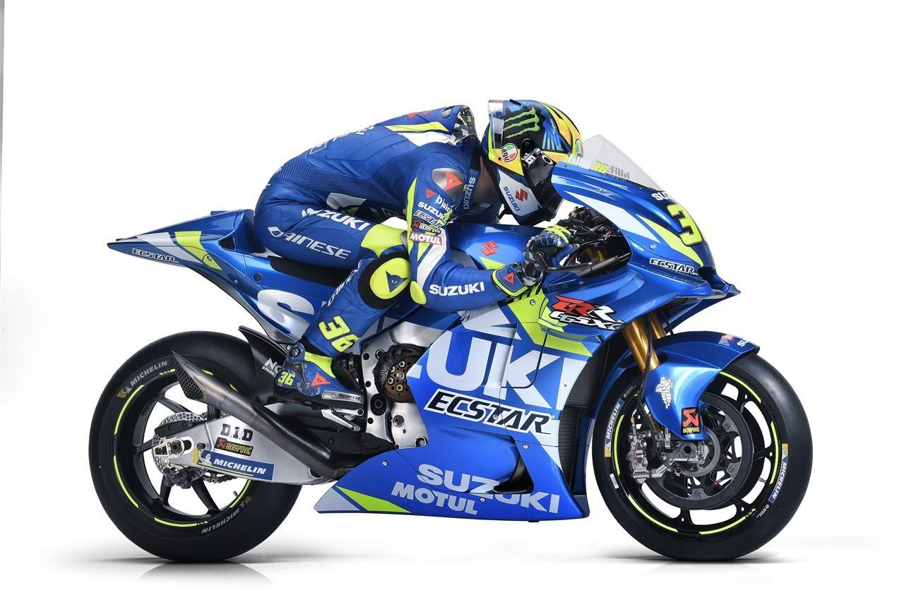 Foto de Presentación MotoGP Suzuki 2019 (36/60)