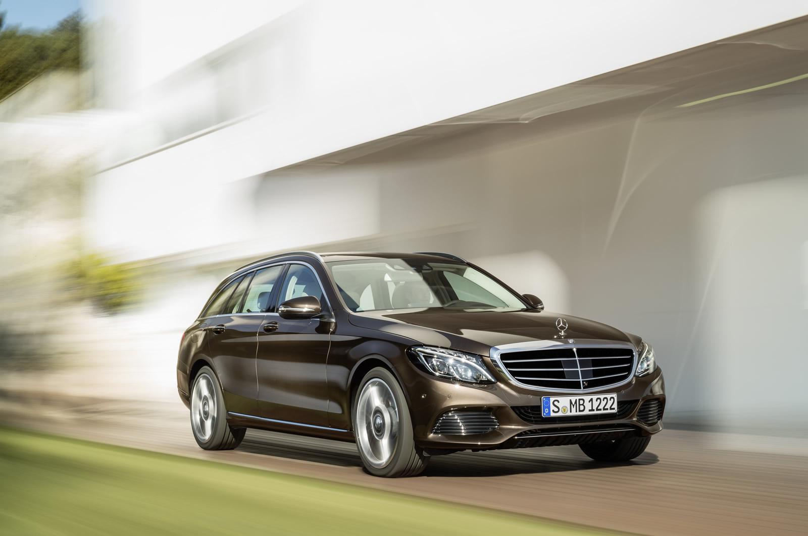 Foto de Mercedes-Benz Clase C Estate 2014 (11/36)
