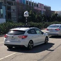 Apple estrena nuevos vehículos y una mochila para mejorar Apple Maps