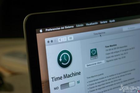 Time Machine Mac