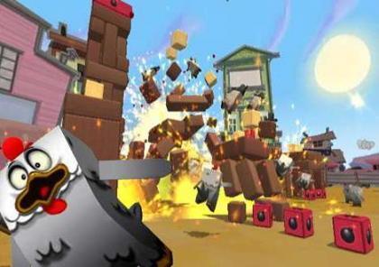 Jugosa información sobre 'Boom Blox', el juego de Spielberg para Wii