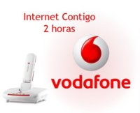 Vodafone presenta la tarifa Internet Contigo 2 horas