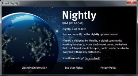 Firefox 8 tendrá versión de 64 bits, primeras impresiones con la versión Nightly