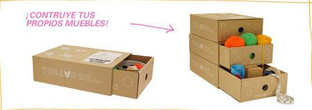 Caja Tollabox Mueble