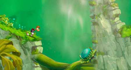 El imparable 'Rayman Jungle Run' ya está disponible en Android