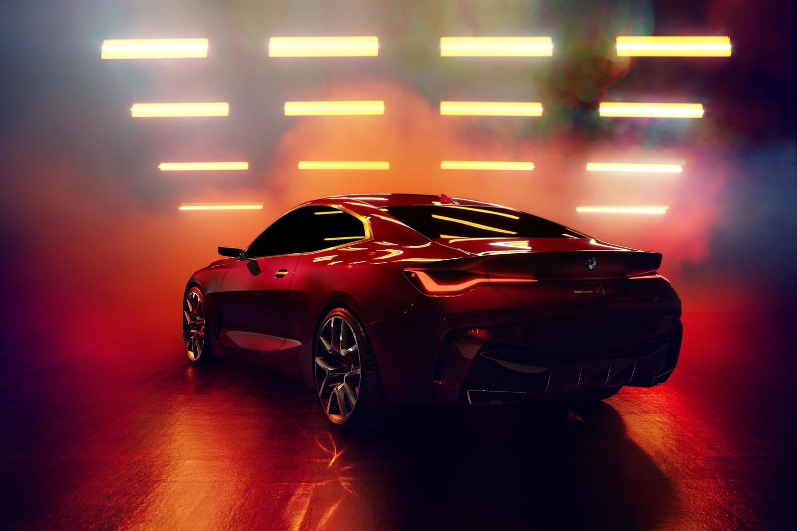 Foto de BMW Concept 4 (2/27)