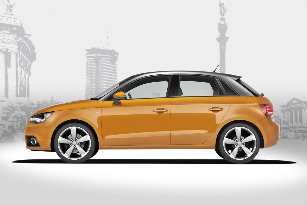 Foto de Audi A1 Sportback (15/21)