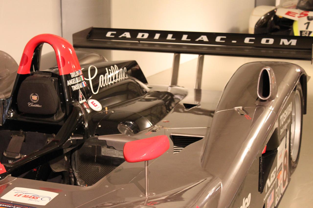 Foto de Museo 24 horas de Le Mans (81/246)