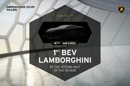 Lamborghini Electrico 1