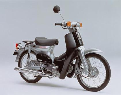 Honda Súper Cub con inyección electrónica