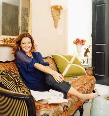 Casas de Famosos: Drew Barrymore