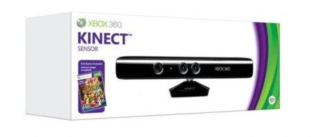 Kinect llegará a España el 10 de noviembre