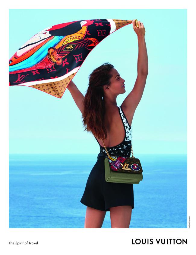 Alicia Vikander Para Louis Vuitton 6