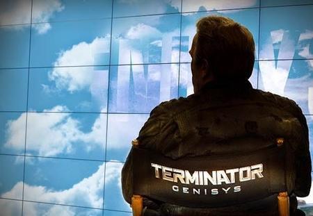 Arnold Schwarzenegger y el título de la quinta entrega de Terminator