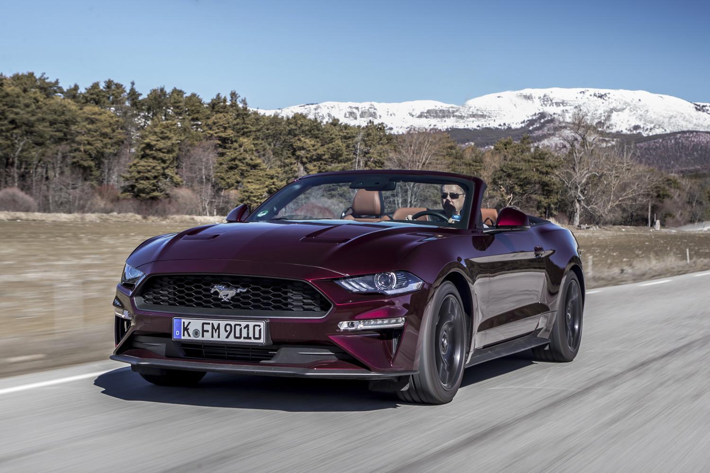 Foto de Ford Mustang 2018, toma de contacto (138/159)
