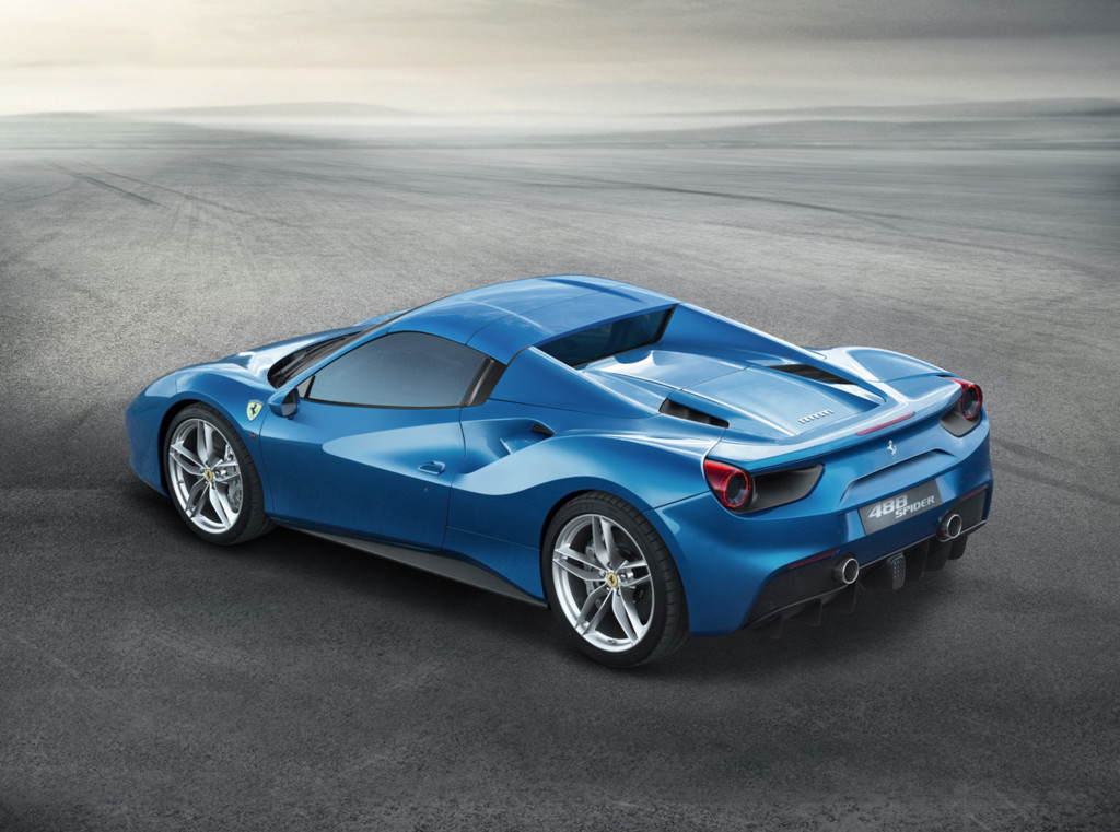 Ferrari-488-Spider--The-Fastest-Convertible-Maranello---tinoShare.com