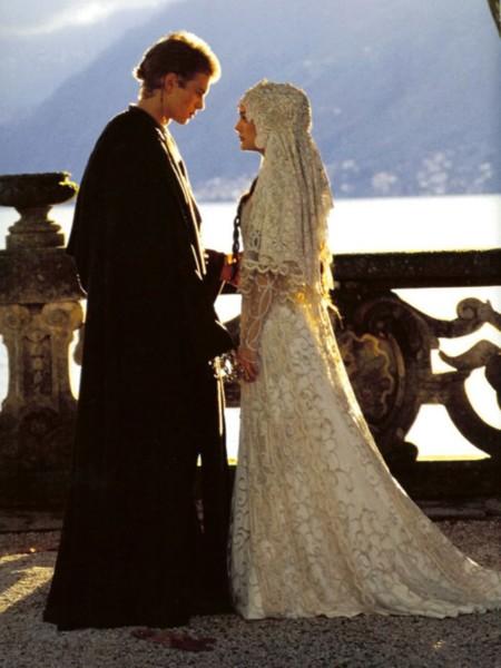 Natalie Portman En La Guerra De Las Galaxias