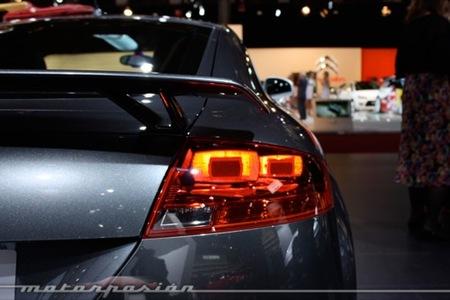 Audi, corazón y cabeza en el Salón de Barcelona