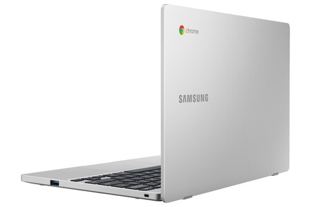 Chromebook Plateado