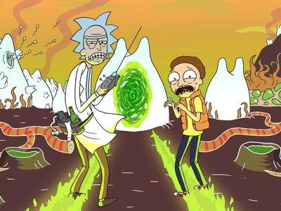 Un físico nos explica por qué 'Rick y Morty' es fantástica para enseñar y aprender ciencia