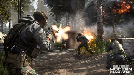 20 jugadores liderados por cuatro youtubers se enfrentan en el evento de lanzamiento de Call of Duty: Modern Warfare (streaming a las 18h)