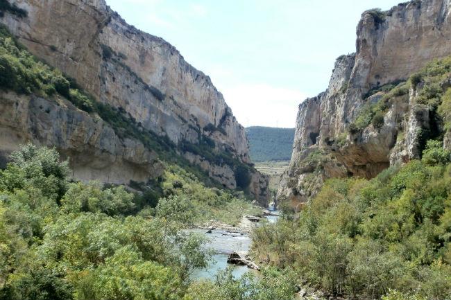 Las Foces De Lumbier Y De Arbayún Los Cañones Más Espectaculares De Navarra
