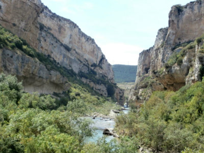 Las Foces de Lumbier y de Arbayún, los cañones más espectaculares de Navarra