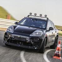 Este es el primer vistazo al Porsche Macan eléctrico: el SUV más vendido de la compañía también será el que tenga más autonomía