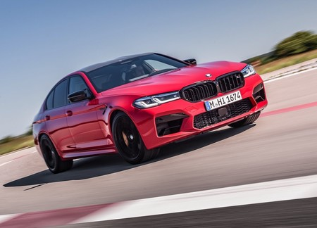 Bmw M5 Competition 2021 7
