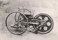Las motocicletas pioneras de hace más de 100 años
