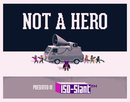 Vídeo de Not A Hero, lo nuevo de los creadores de OlliOlli