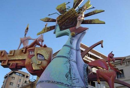 Las Hogueras de San Juan en Alicante: cuenta atrás para la cremà