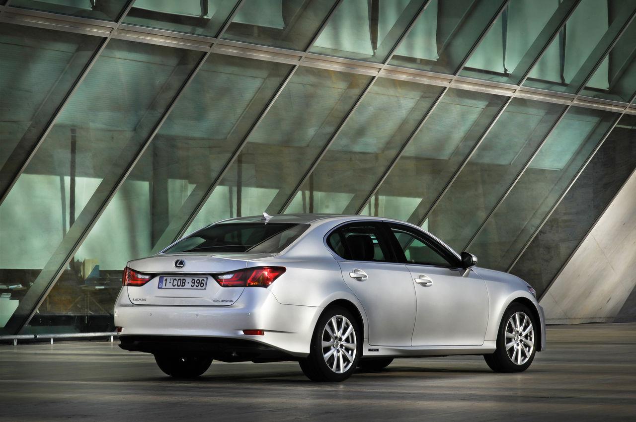 Foto de Lexus GS 450h (2012) (7/62)