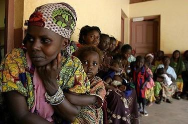 Menos mortalidad materna en el mundo