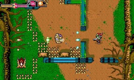 Blaster Master Zero nos transmite un gran sentimiento de nostalgia con su gameplay de 16 minutos