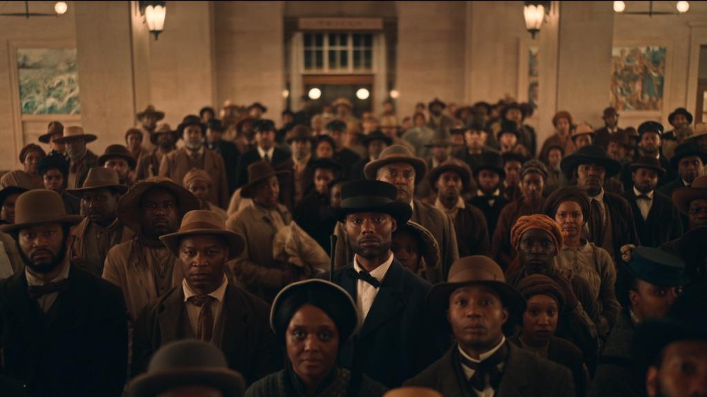 'The Underground Railroad': la prometedora serie de Barry Jenkins para Amazon se presenta con un cautivador teaser trailer