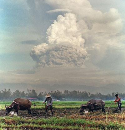 Geoingeniería, enfriando la tierra con gases, ¿un disparate?