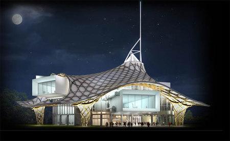 El nuevo Centro Pompidou