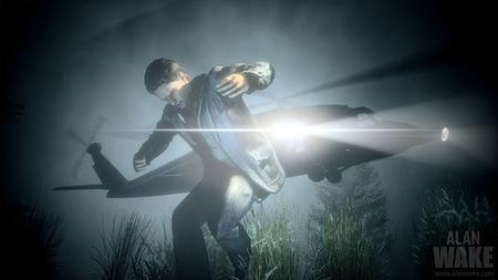 """""""Alan Wake', romperá la línea entre videojuegos y TV."""" Dame hype del bueno..."""