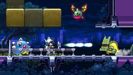 'Mighty Switch Force! Hyper Drive Edition', así se llamará la adaptación especial para Wii U del título de Nintendo 3DS