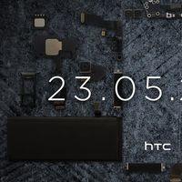 HTC sigue en la competencia, su próximo smartphone insignia será presentado el 23 de mayo