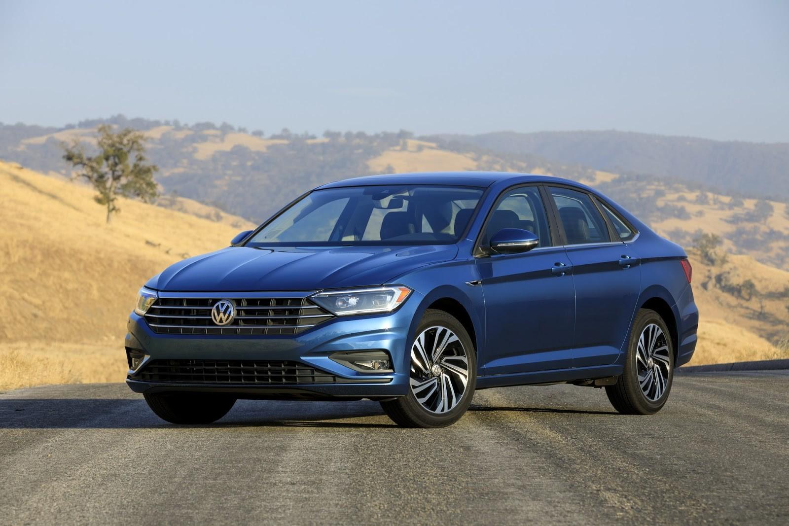 Foto de Volkswagen Jetta 2019 (1/14)