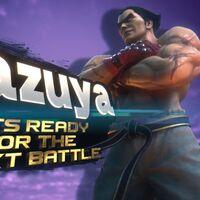Kazuya de Tekken será el próximo personaje en unirse a la plantilla de Super Smash Bros. Ultimate [E3 2021]