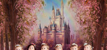 Las bebés que nos robaron el corazón vuelven a convertirse en princesas de Disney un año después