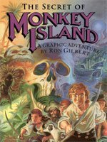 Monkey Island cover