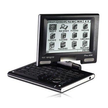 Prime Convertible AP400, el diccionario Tablet PC