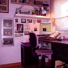 Foto 3 de 14 de la galería hazlo-tu-mismo-un-escritorio-con-una-encimera-de-cocina en Decoesfera